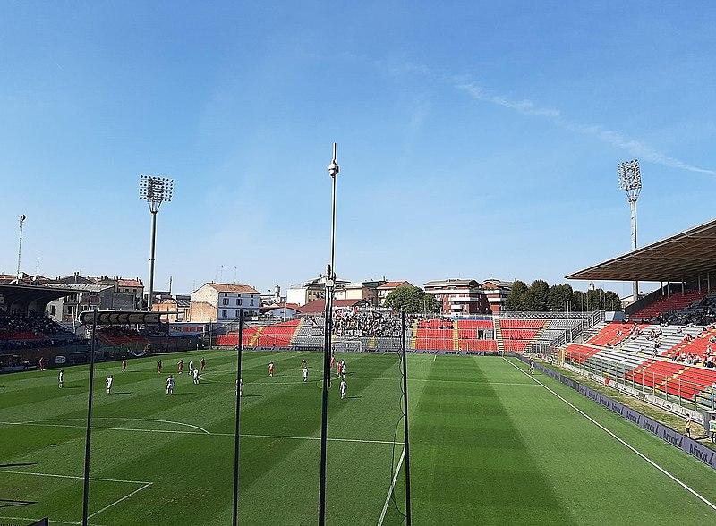 Calcio Serie B, Nicolò Fagioli, primo gol in campionato a Buffon